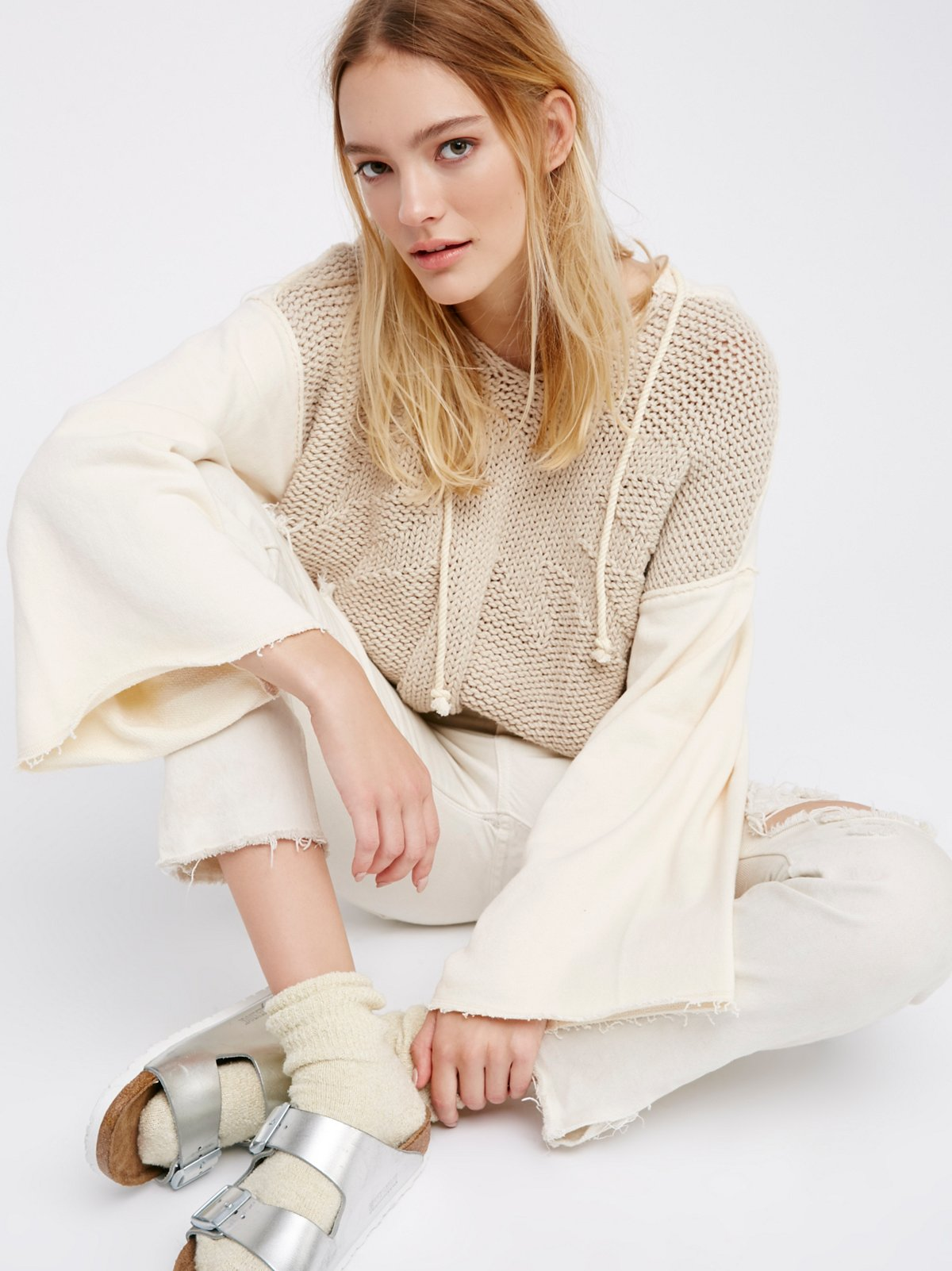 Palm Spring Pullover