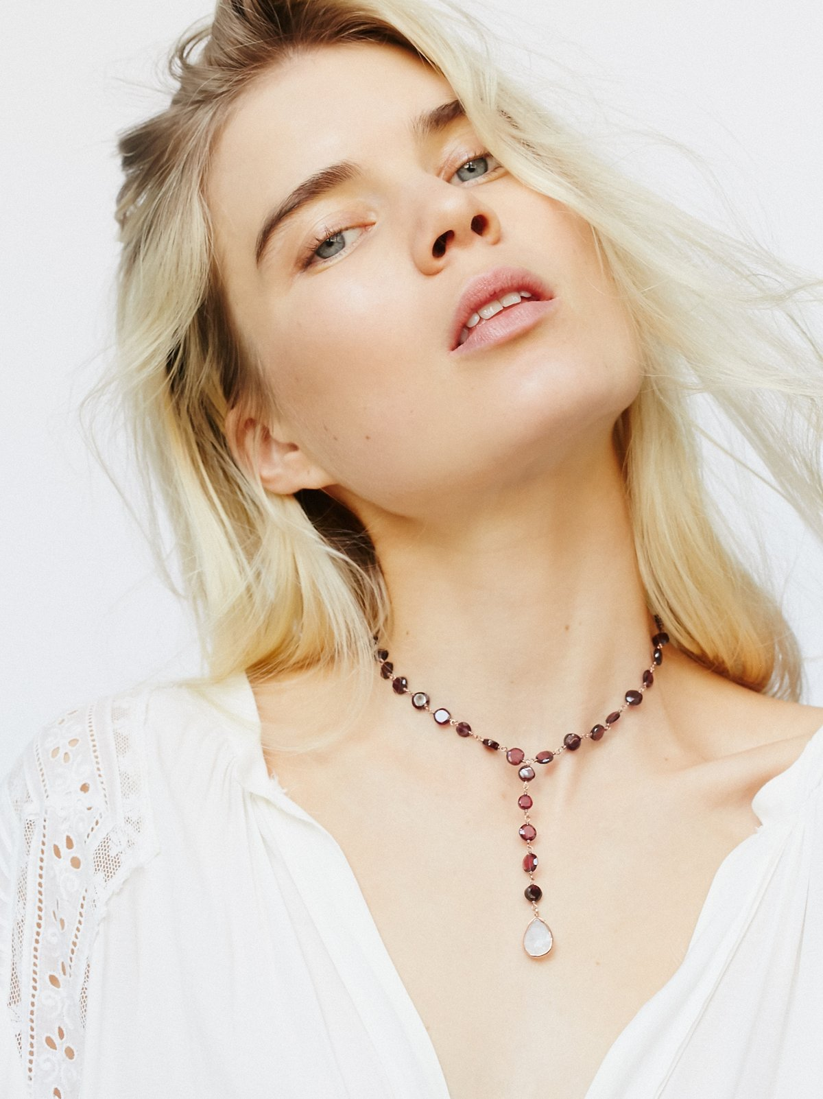 Libi Midi念珠项链