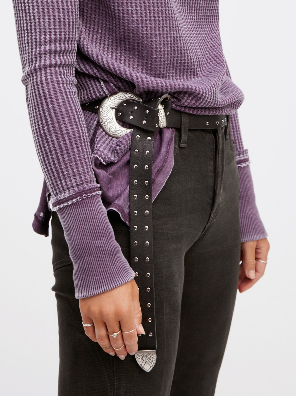 Kaya Studded Belt