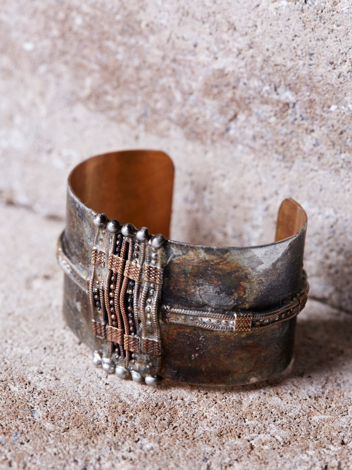 Bad Love Metal Cuff