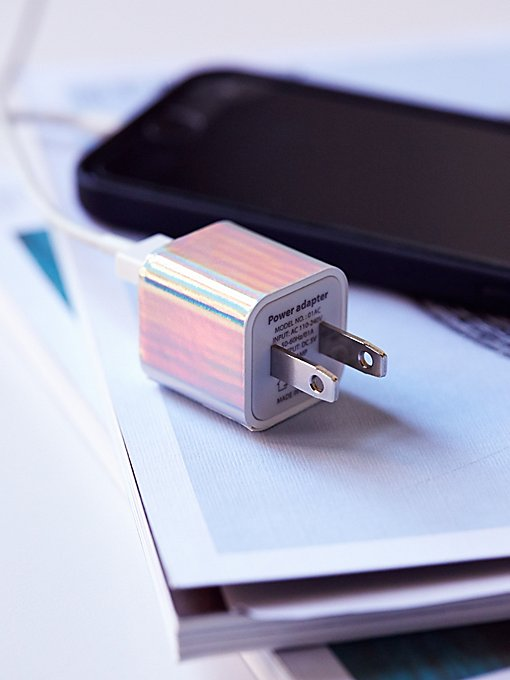 Product Image: Printed USB Wall Charger