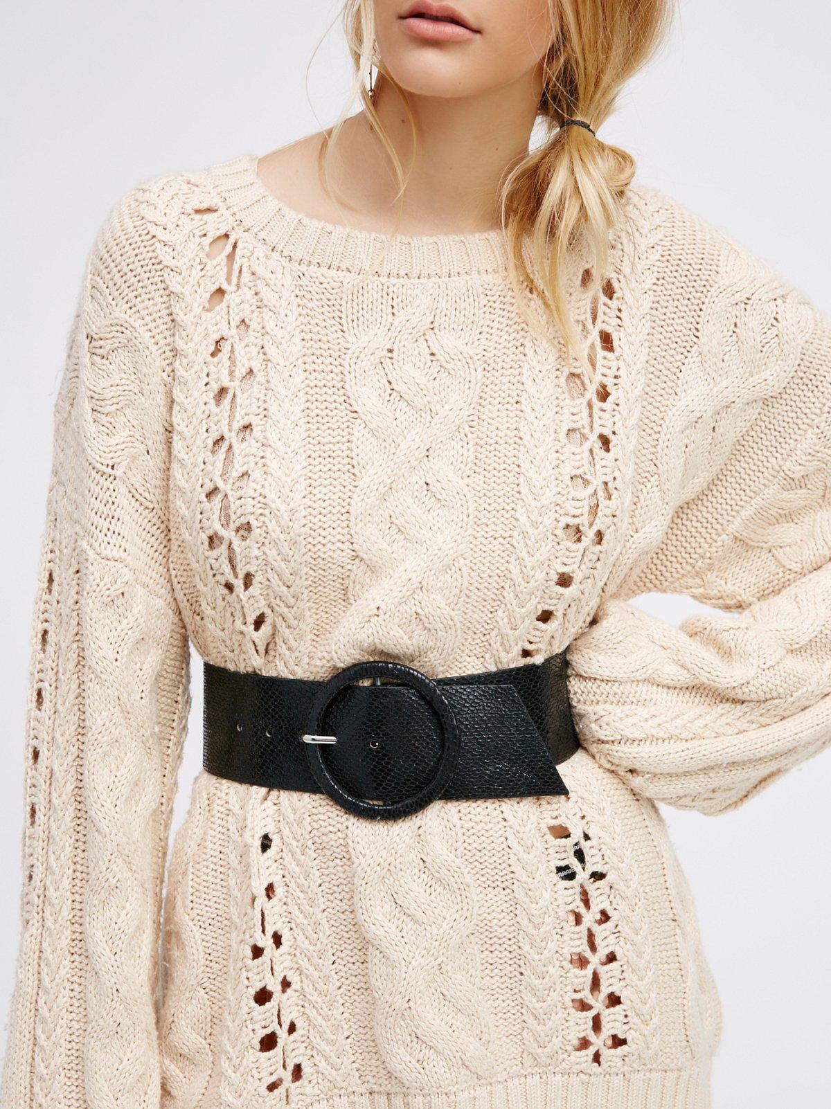 Material Girl Waist Belt