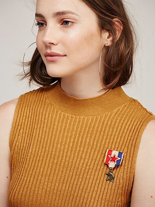 Product Image: Military Star Pin