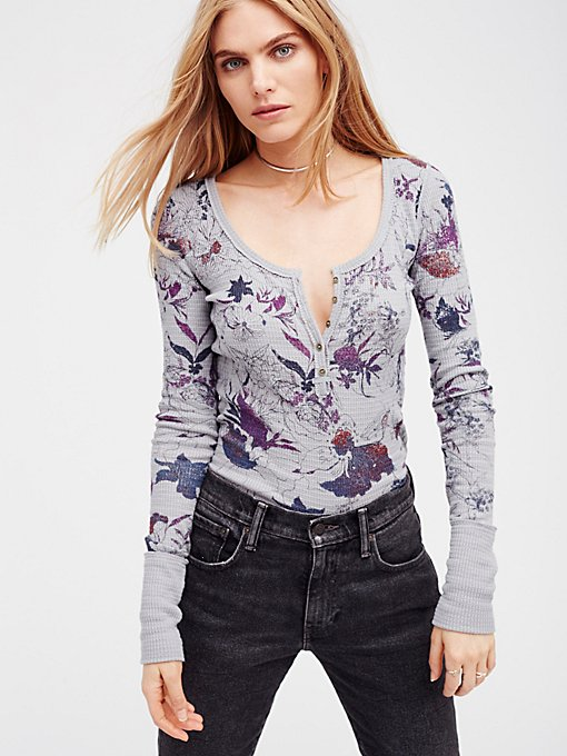 Product Image: Floral Davis Thermal