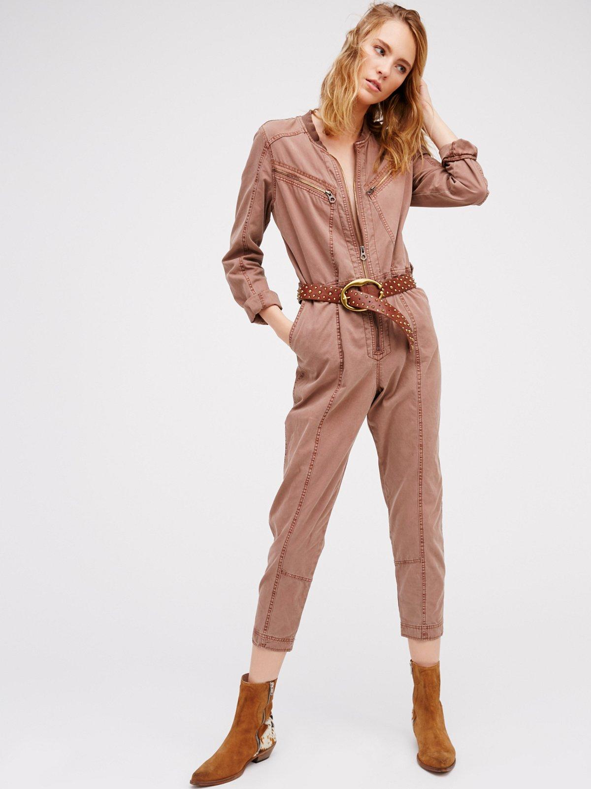 Fleetwood Flight Suit
