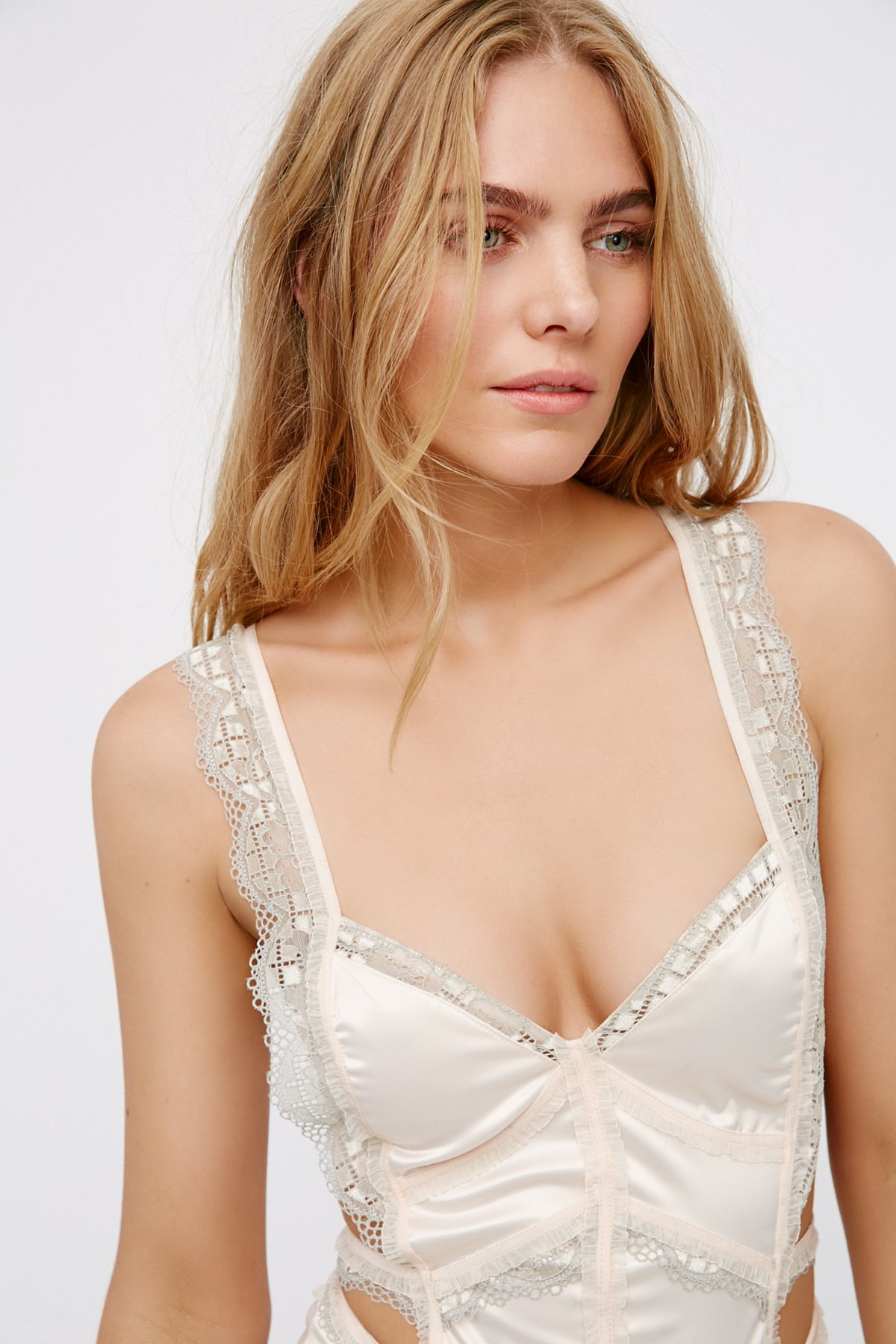 Clara Paneled Bodysuit