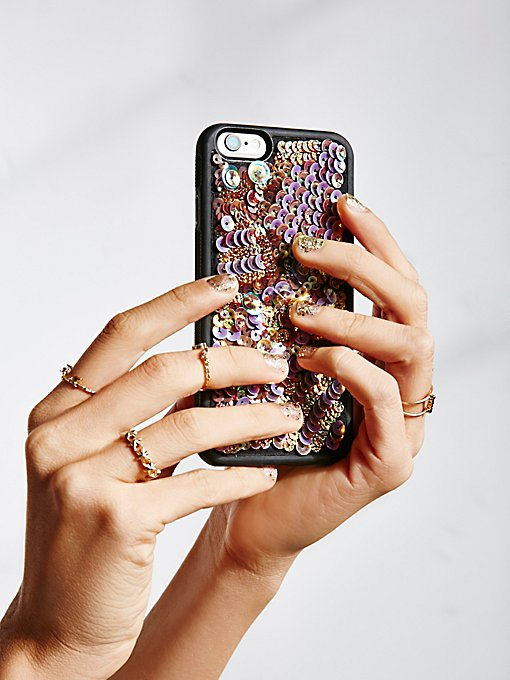 Product Image: Mermaid Sequin iPhone Case