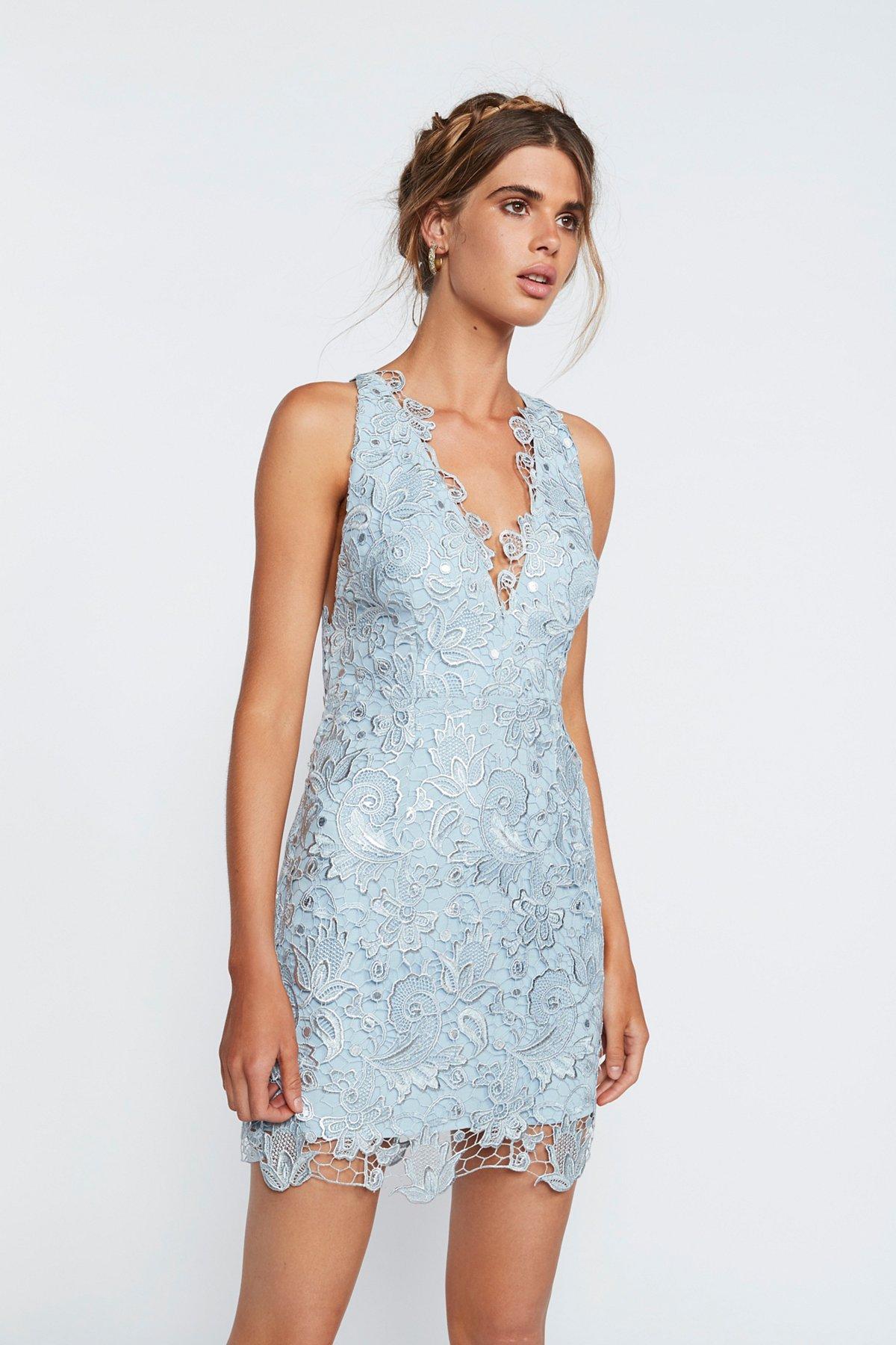 Margot Lace Dress