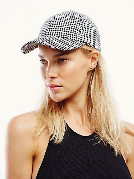Product Image: Bowery Baseball Hat