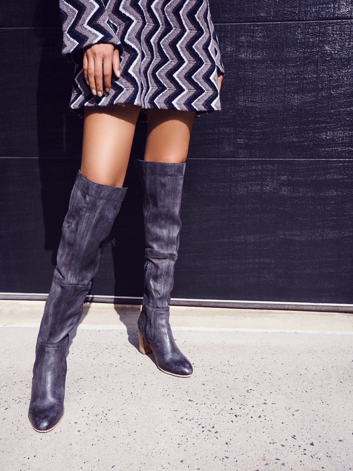 Jack Over The Knee Boot