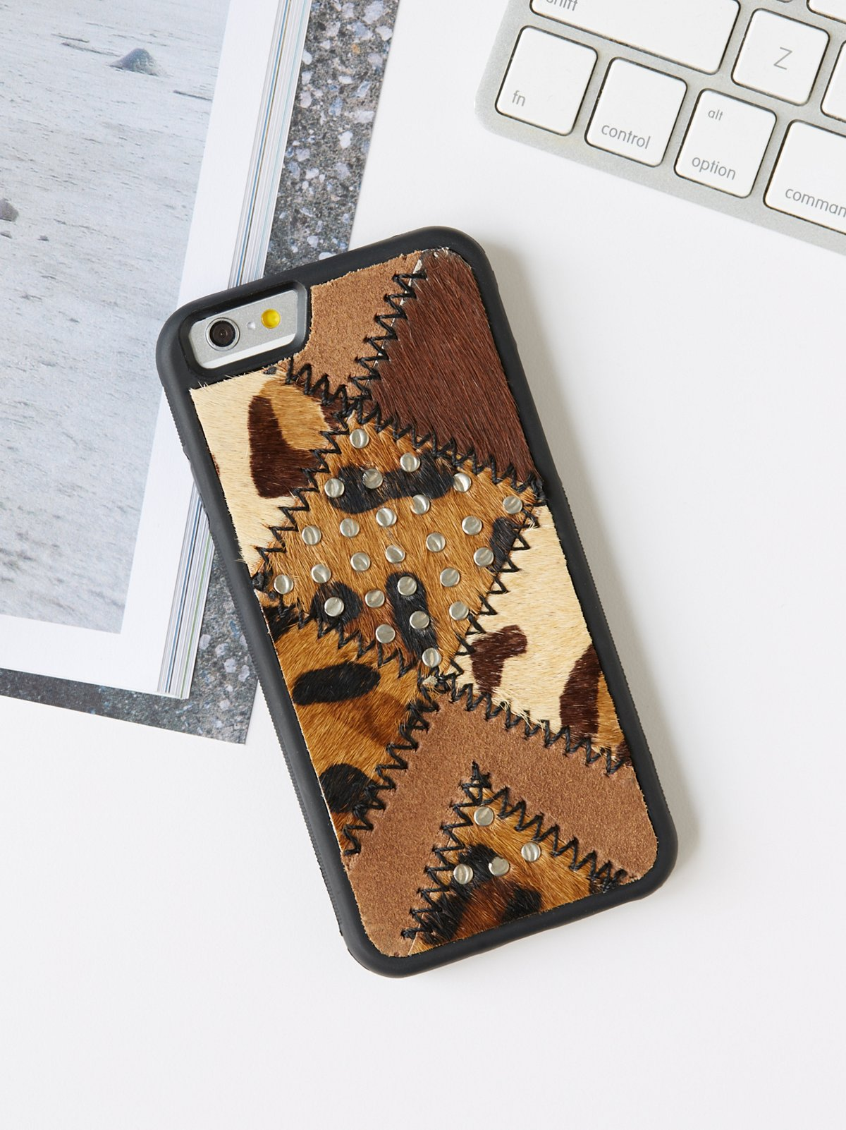 Patchwork iPhone 6 Case