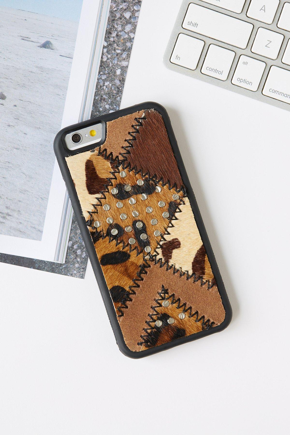 Patchwork iPhone 6 Case