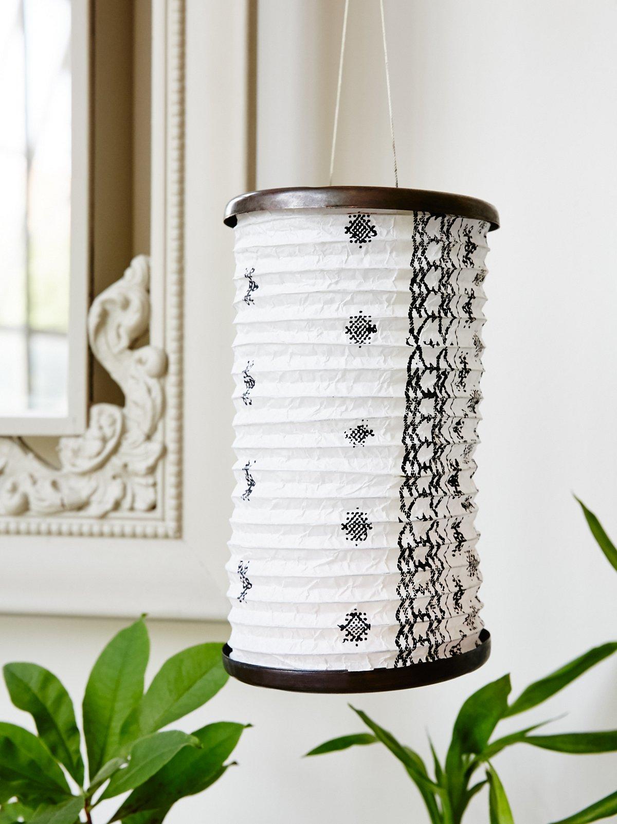 FP One Paper Lantern