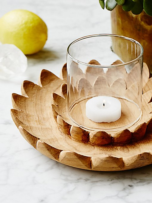 Product Image: Small Lotus Votive Holder