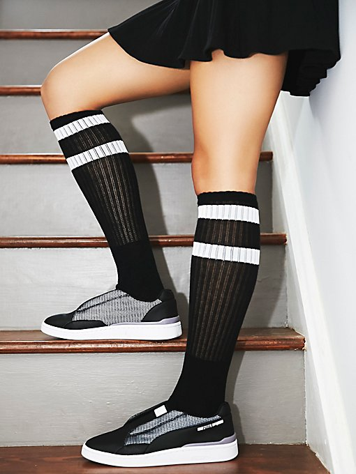 Product Image: Top Stripe Knee Sock