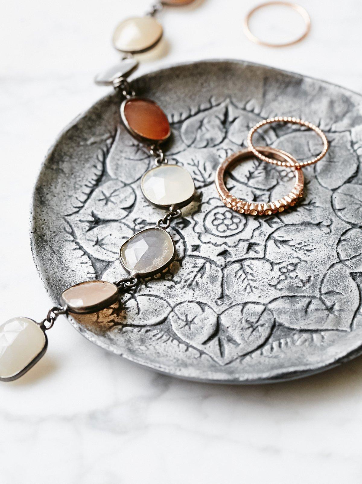 Mandala Trinket Dish