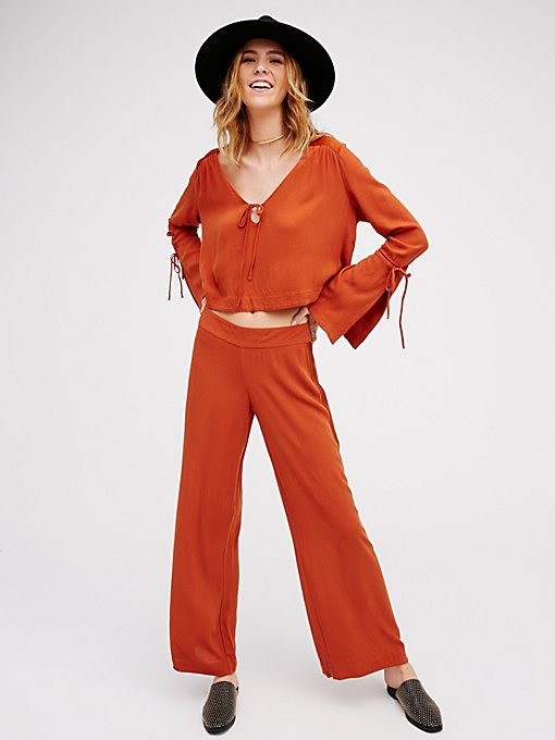 Product Image: Shibuya长裤套装