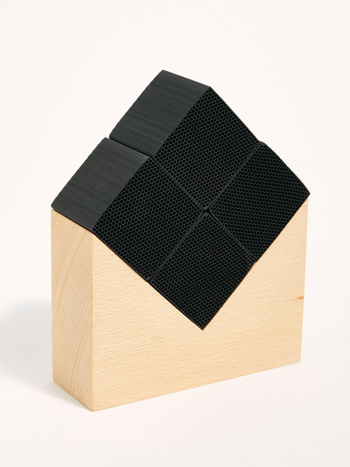 Chikuno Cube House Natural Air Purifier
