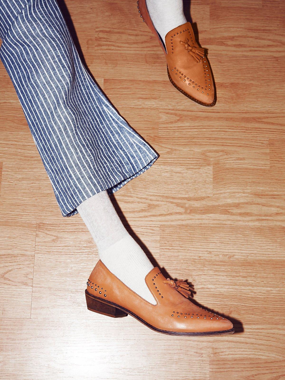 Rangley乐福鞋