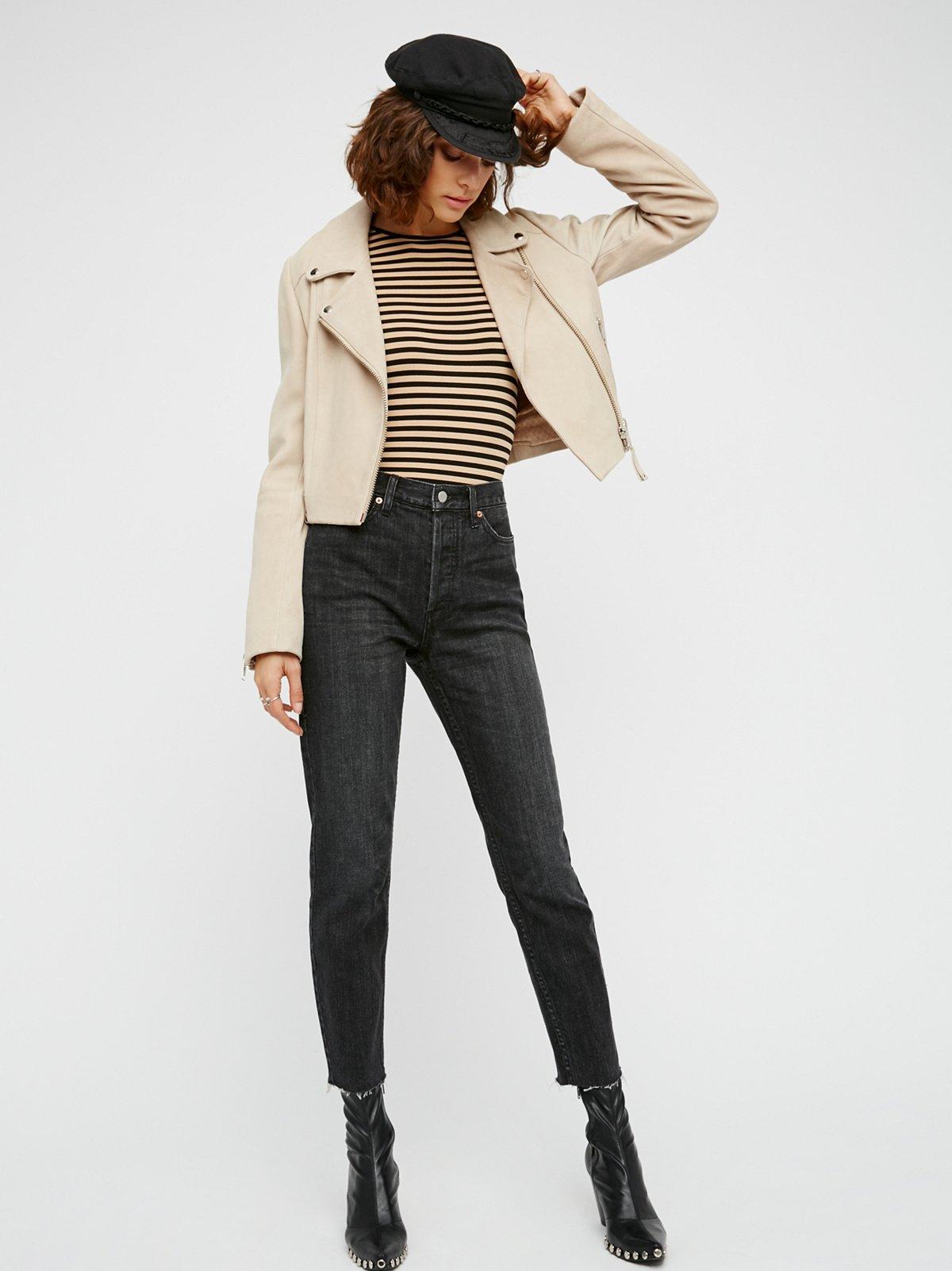 Stilt牛仔裤
