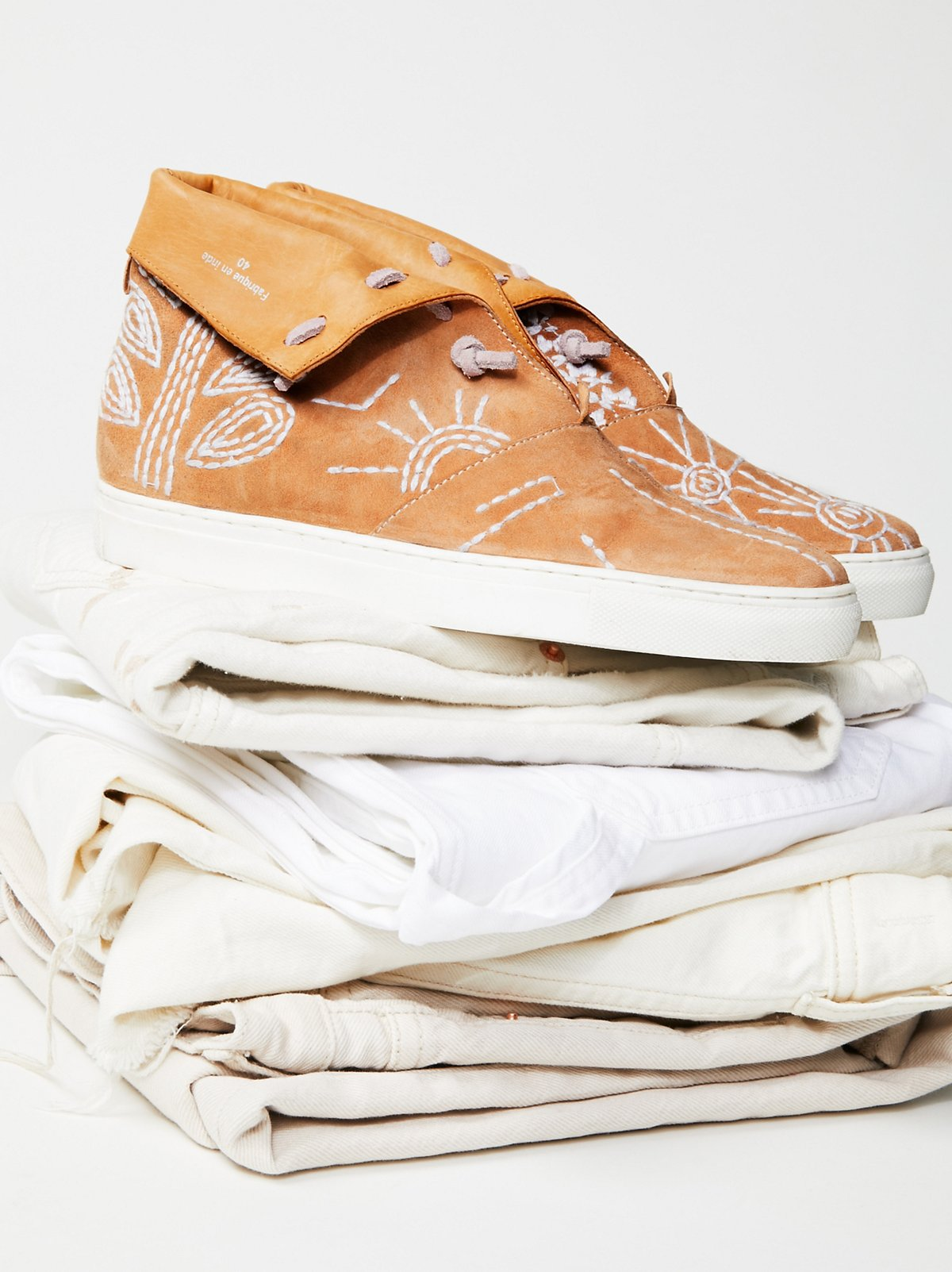 Gansvoort懒人运动鞋