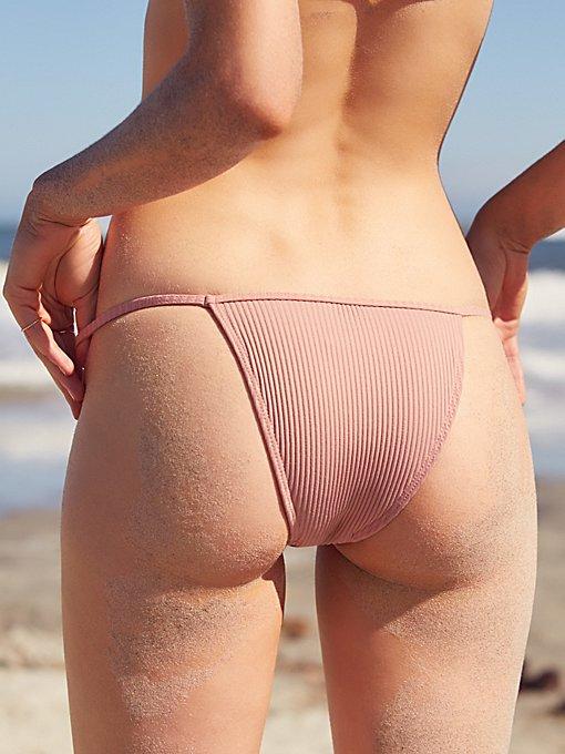 Product Image: Lucid Rib Bikini Bottoms