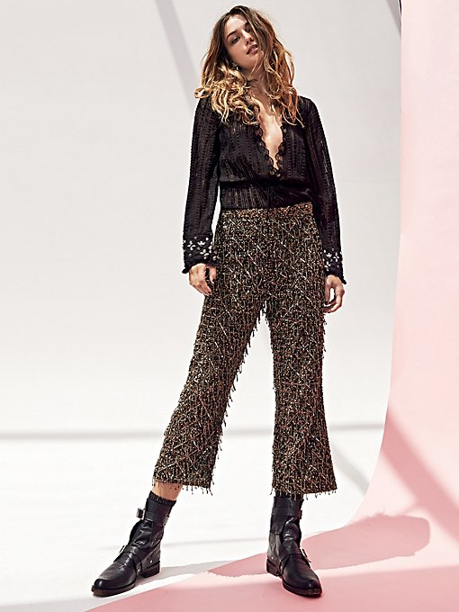 Product Image: No Hassle Tassel Pants