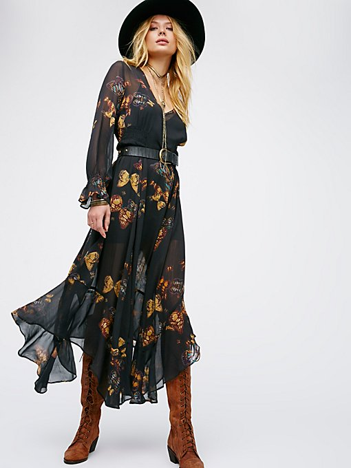 Product Image: Butterfly Skies Maxi