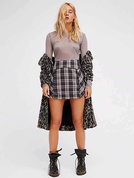 Product Image: This Is It Plaid Mini