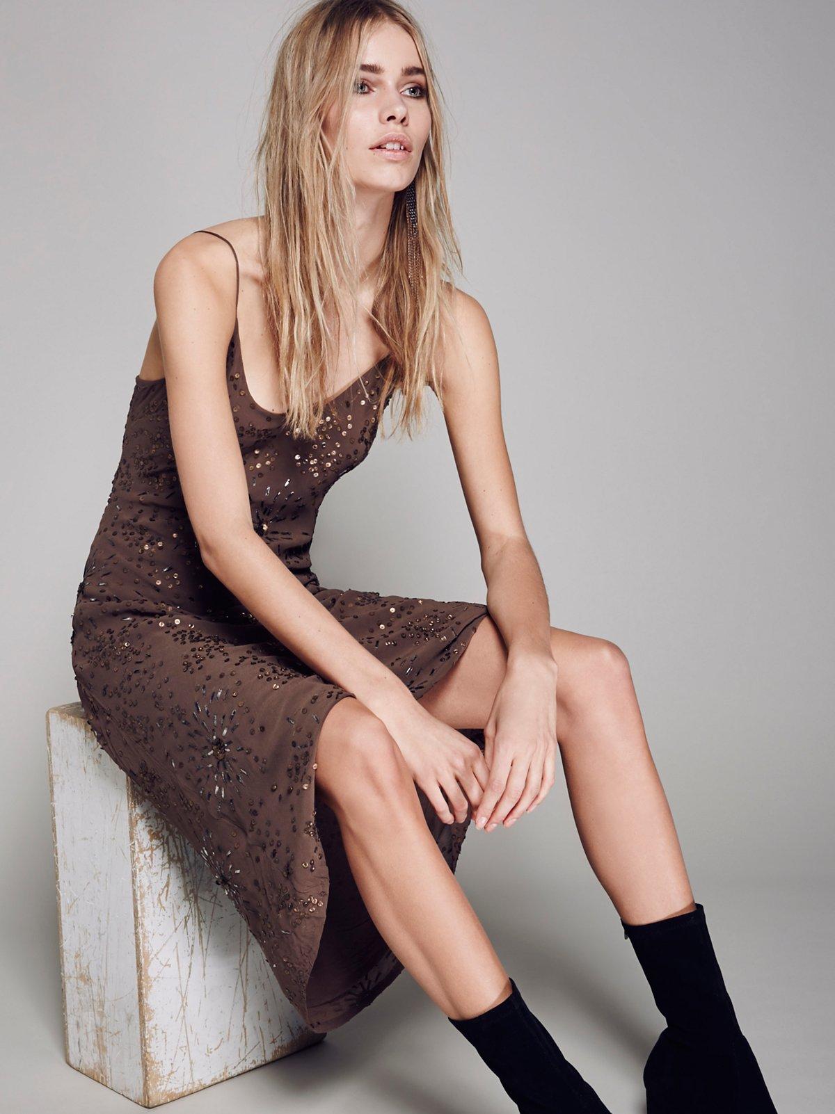 Gaudi Slip Dress