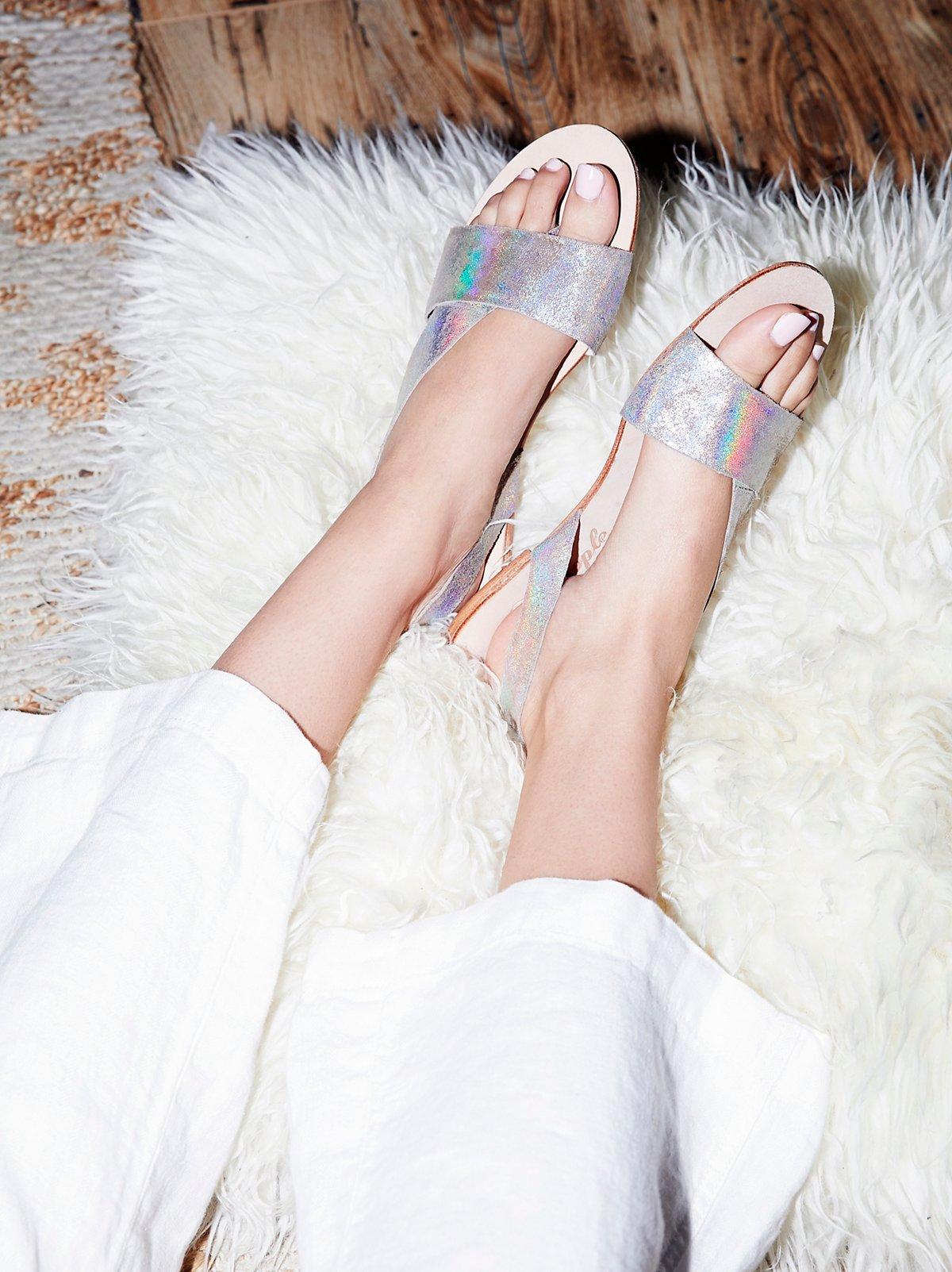 Under Wraps Sandal