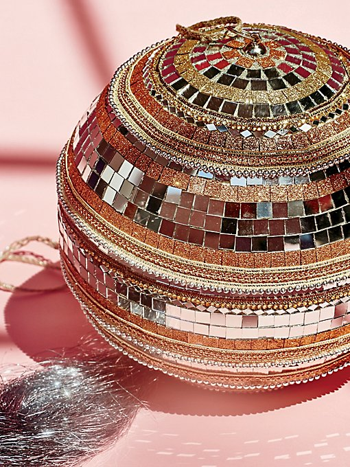 Product Image: Large Disco Ball with Tassel