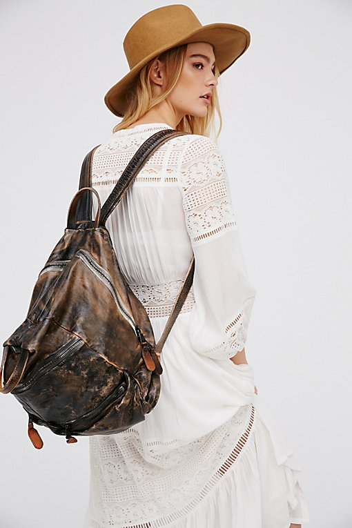 Product Image: Salerno Leather Backpack