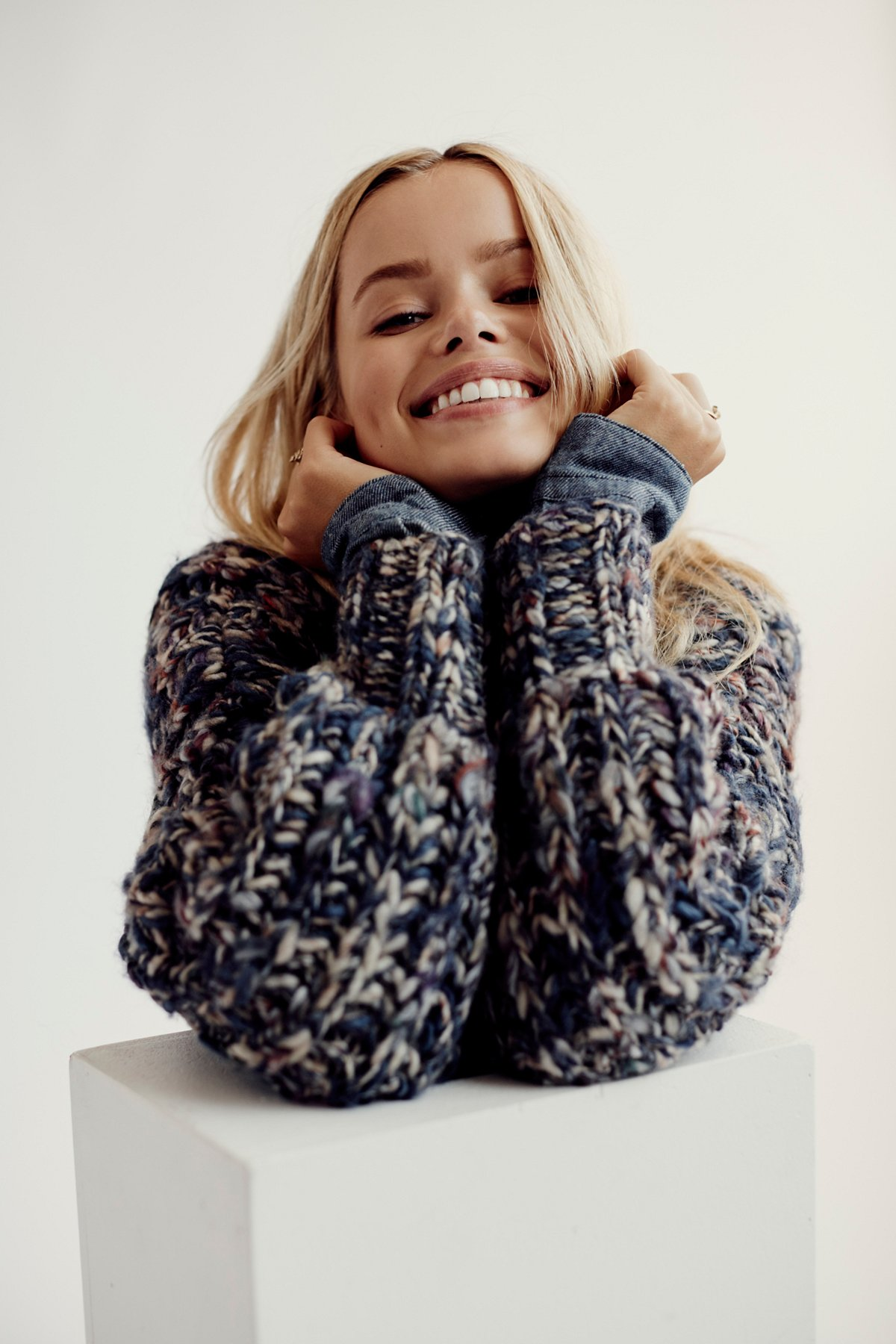 Cloudy Skies Pullover
