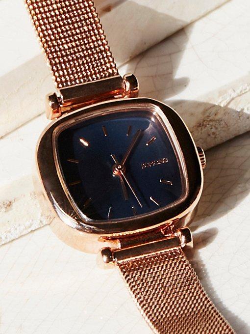 Product Image: Moneypenny Royale细带腕表