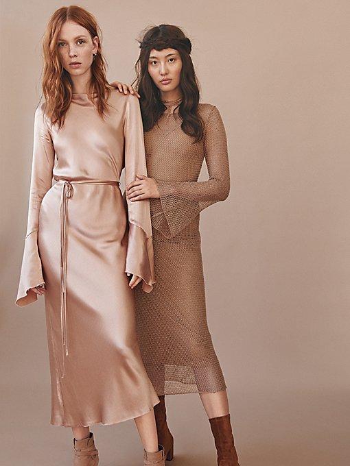 Product Image: Dahlia中长款连衣裙