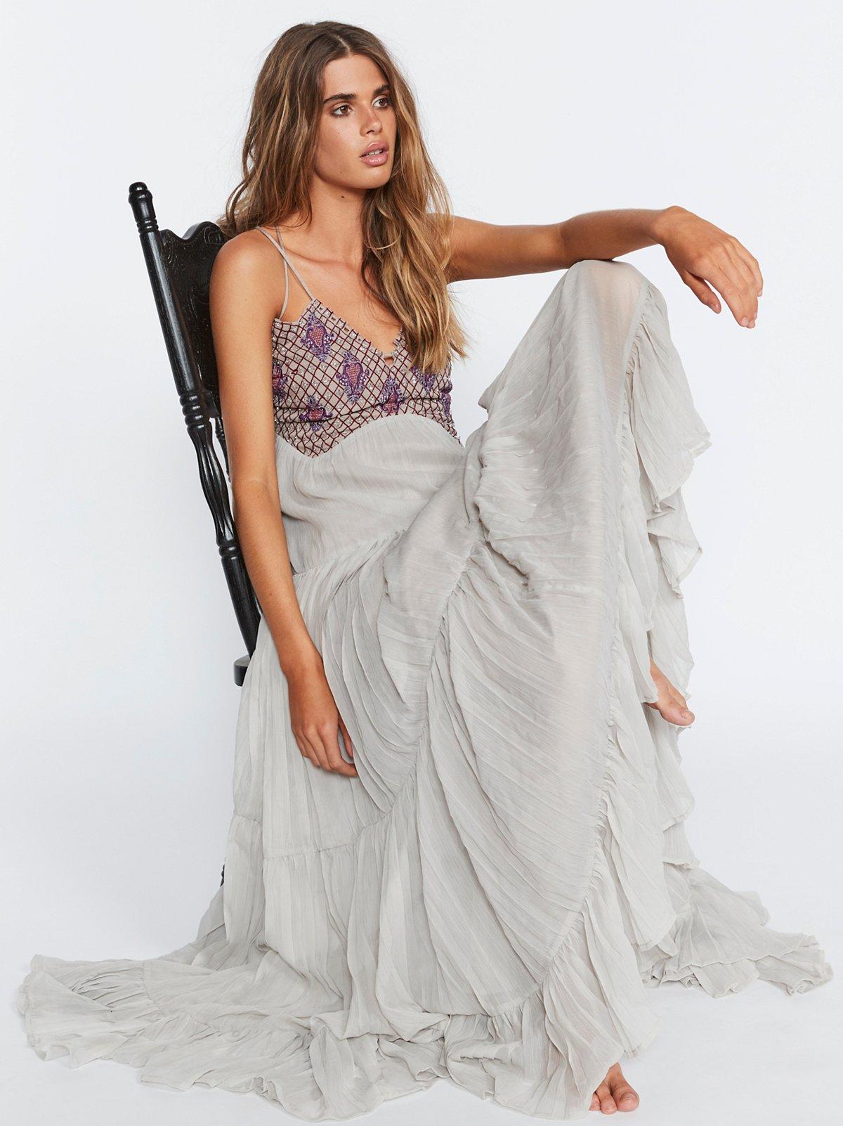 Lost In A Dream Maxi Dress