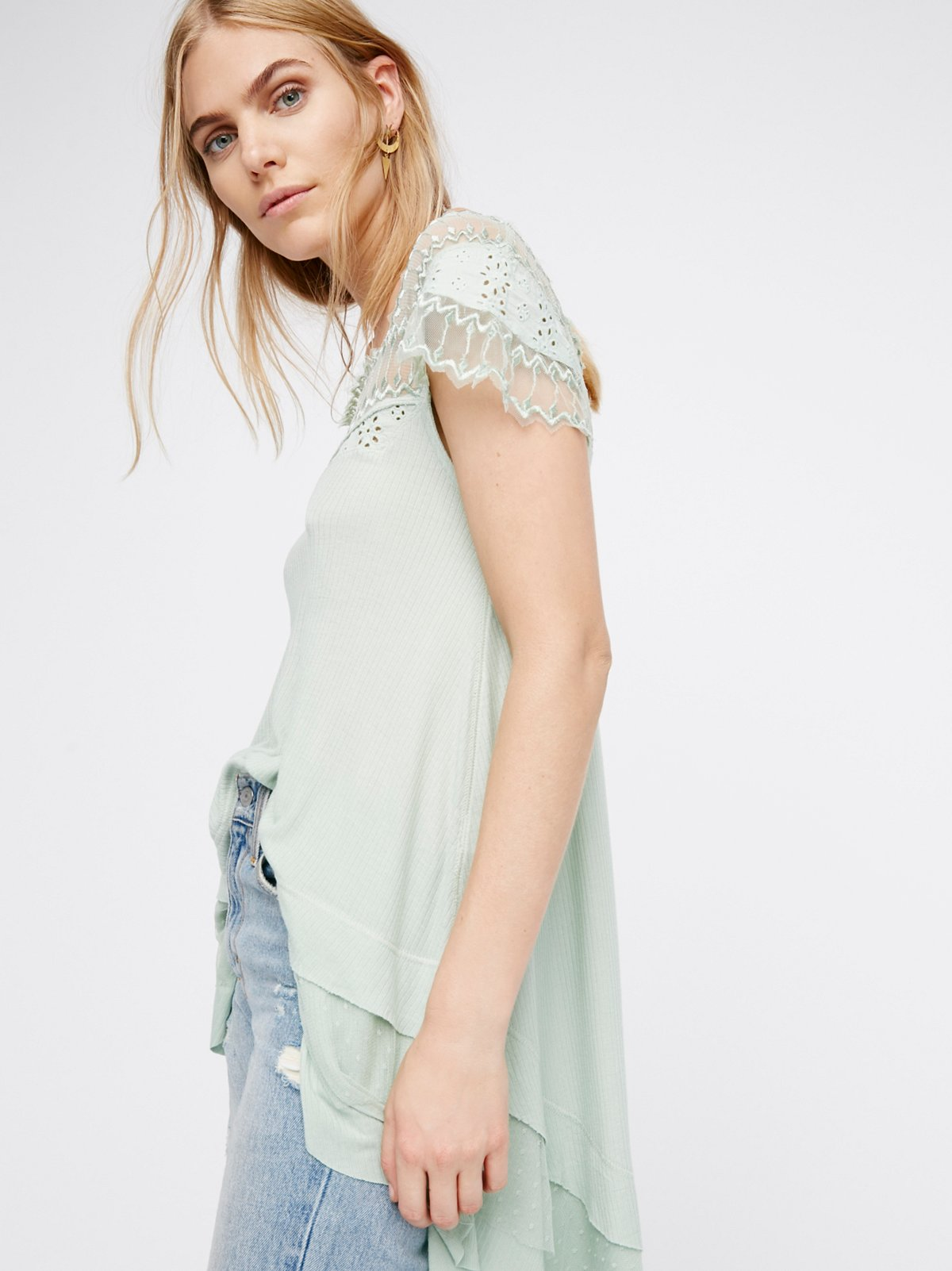 Sweet On U Tunic at Free People Clothing Boutique