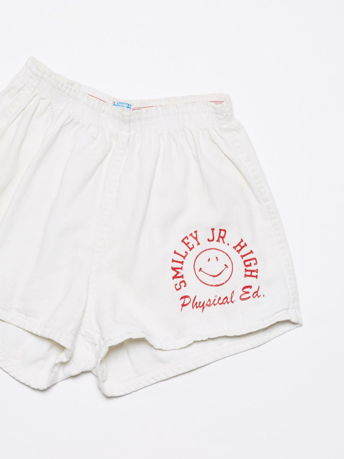 Vintage 1970s Gym Shorts