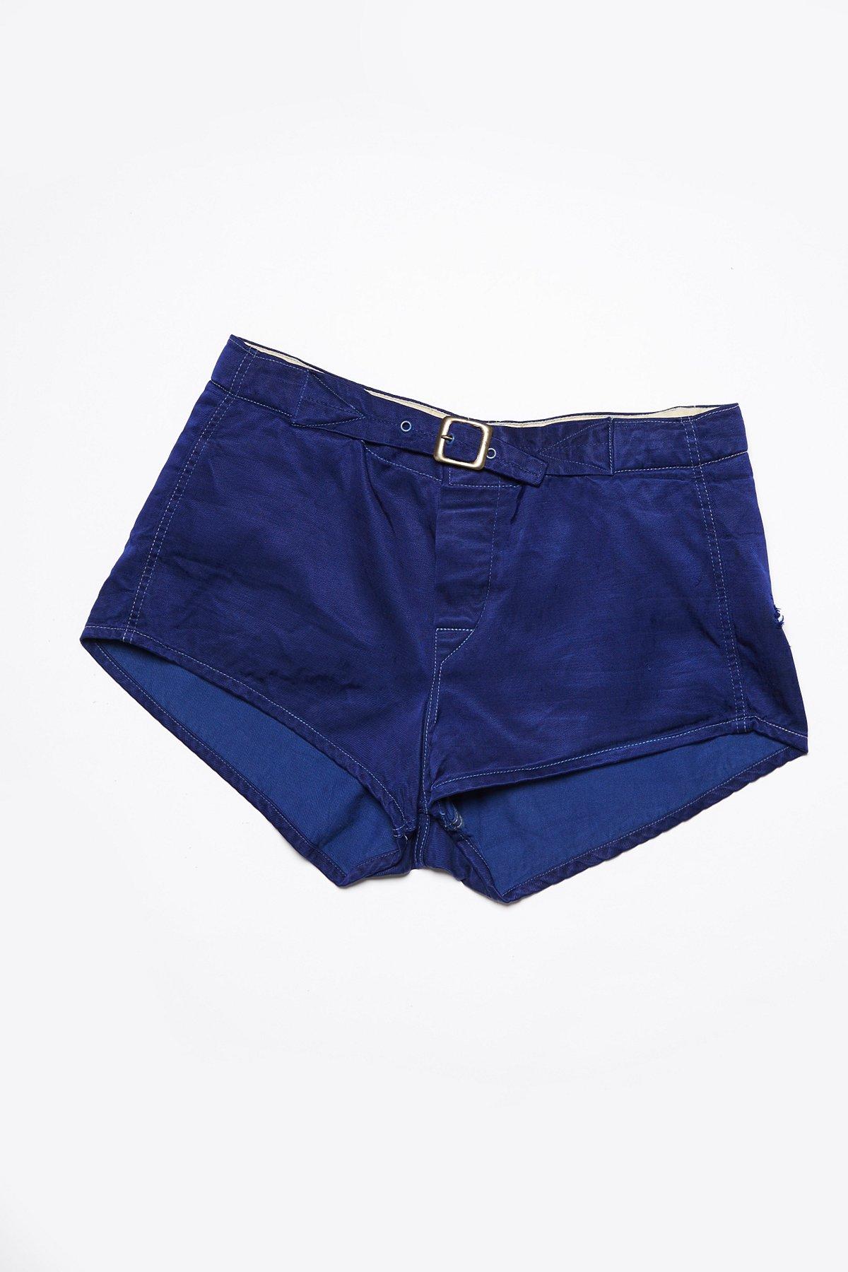 Vintage 1960s Workout Shorts