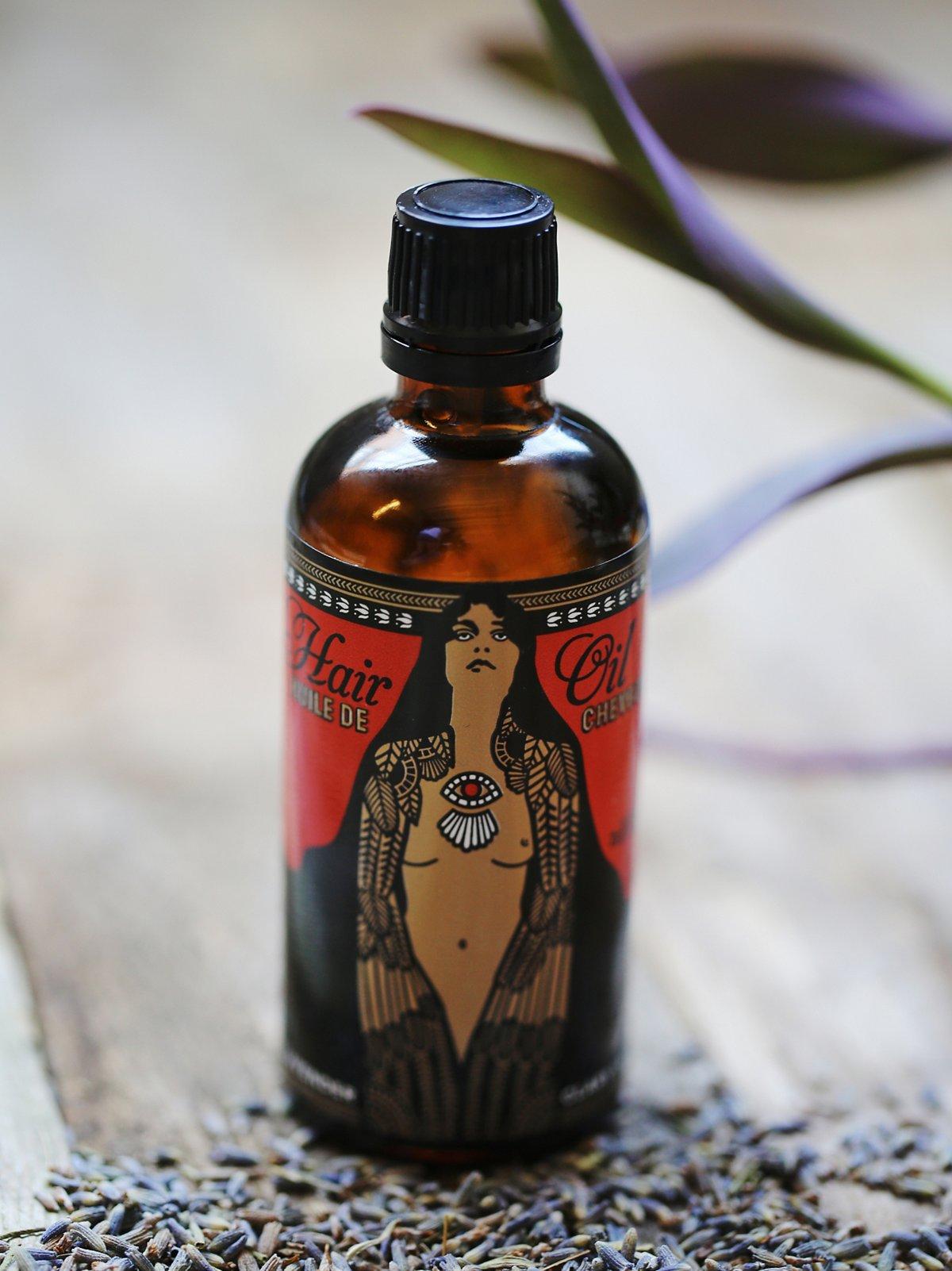 Lavender + Clary Sage Hair Oil