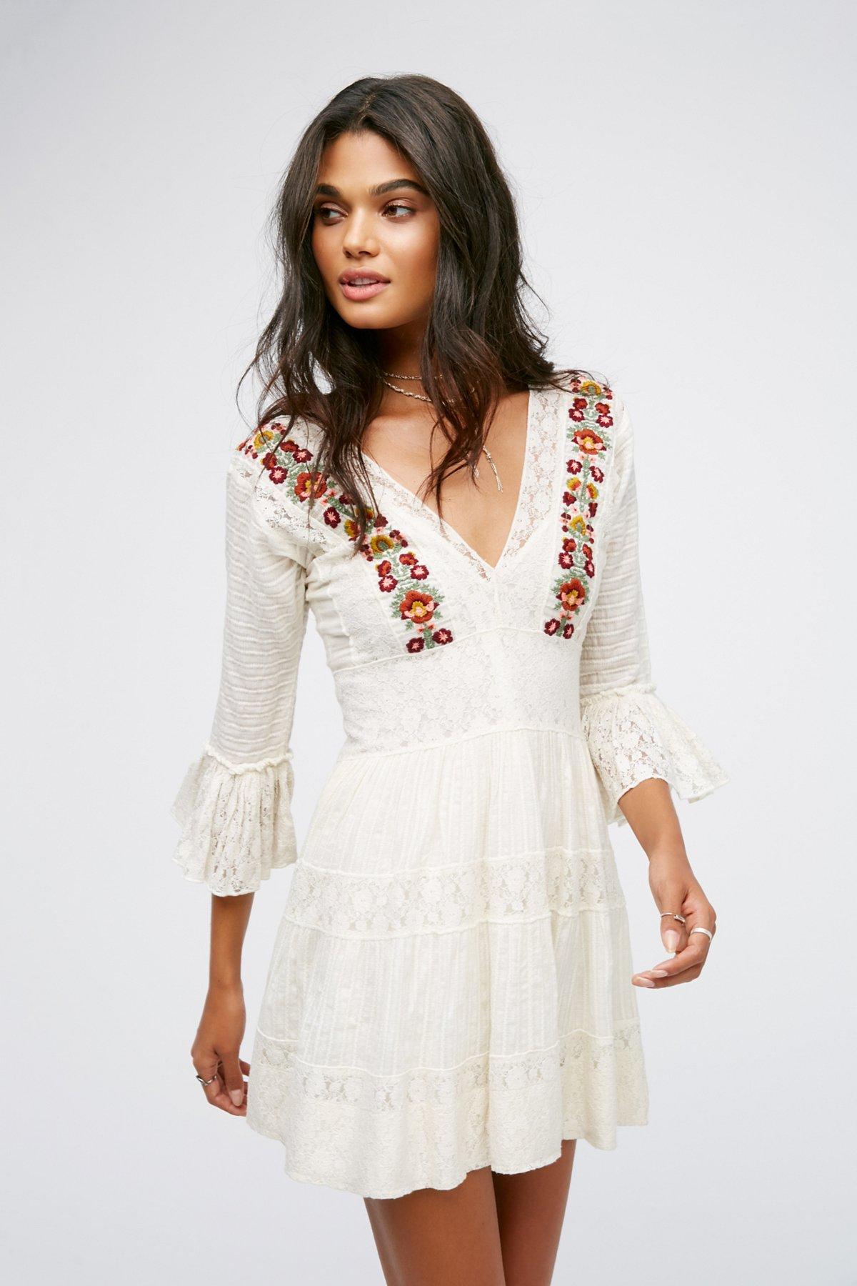FP One Antiquity Mini Dress