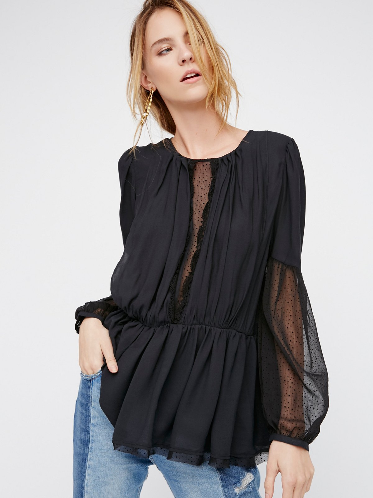 Soul Serene Top at Free People Clothing Boutique