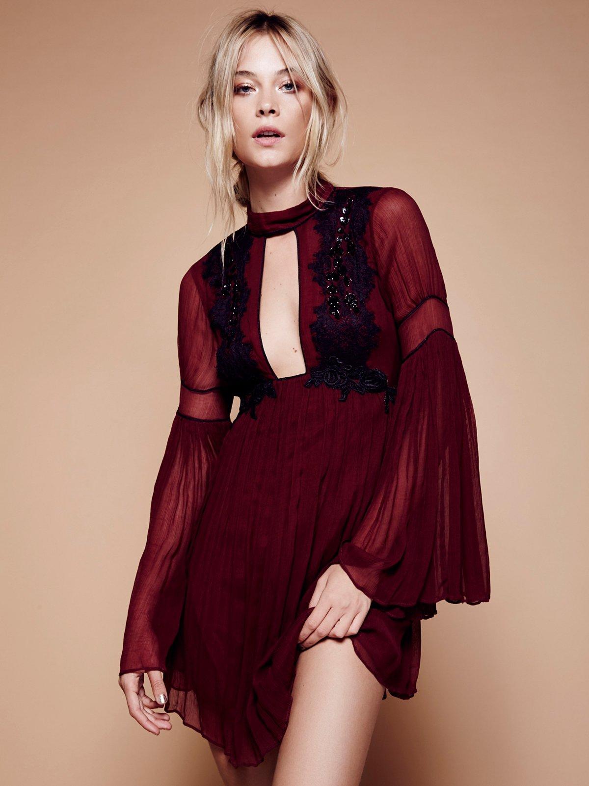 Madly Deeply Mini Dress