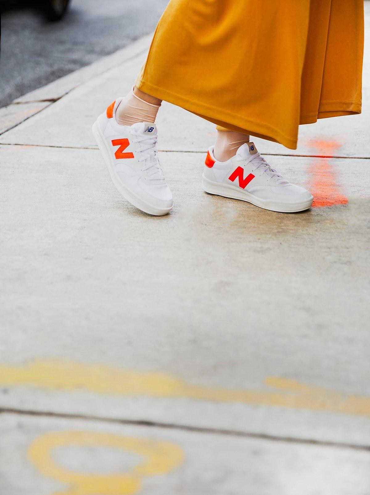 300 Court训练鞋