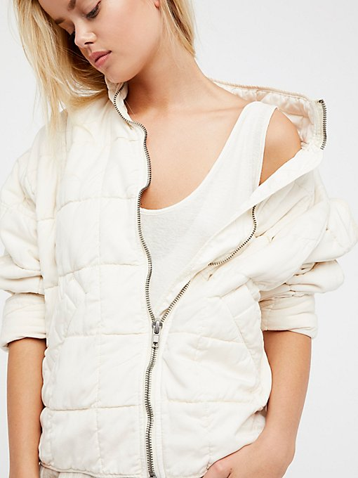 Product Image: Dolman Quilted Jacket