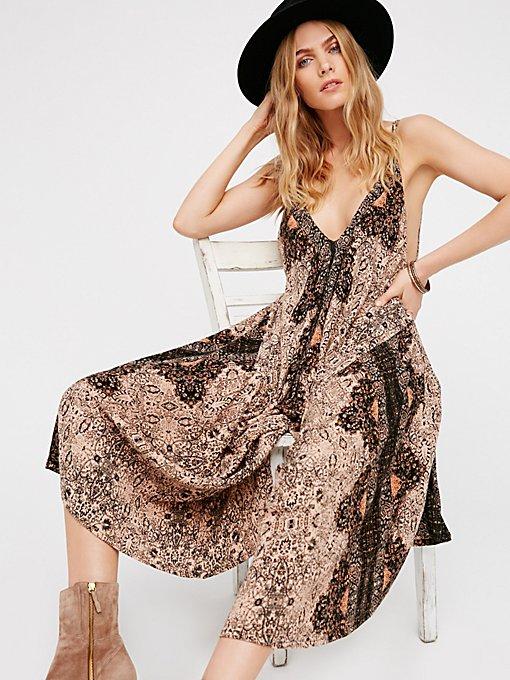 Product Image: Olga Printed Jumpsuit