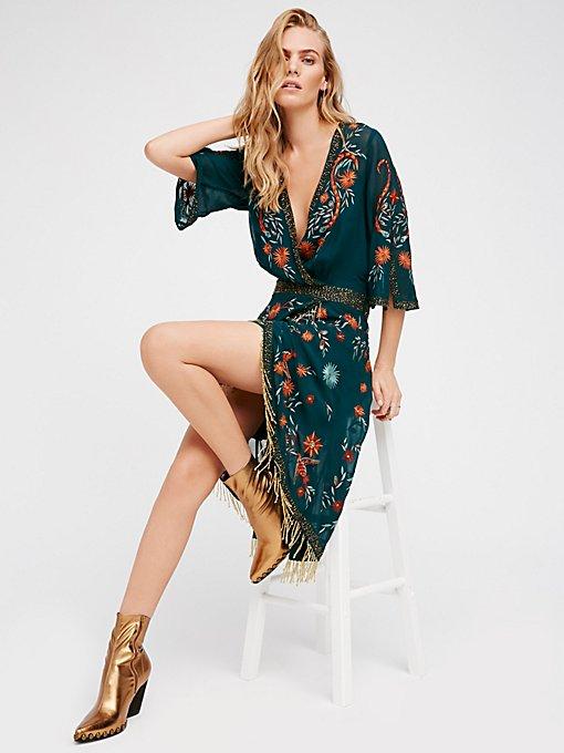 Product Image: Midnight City Midi Dress