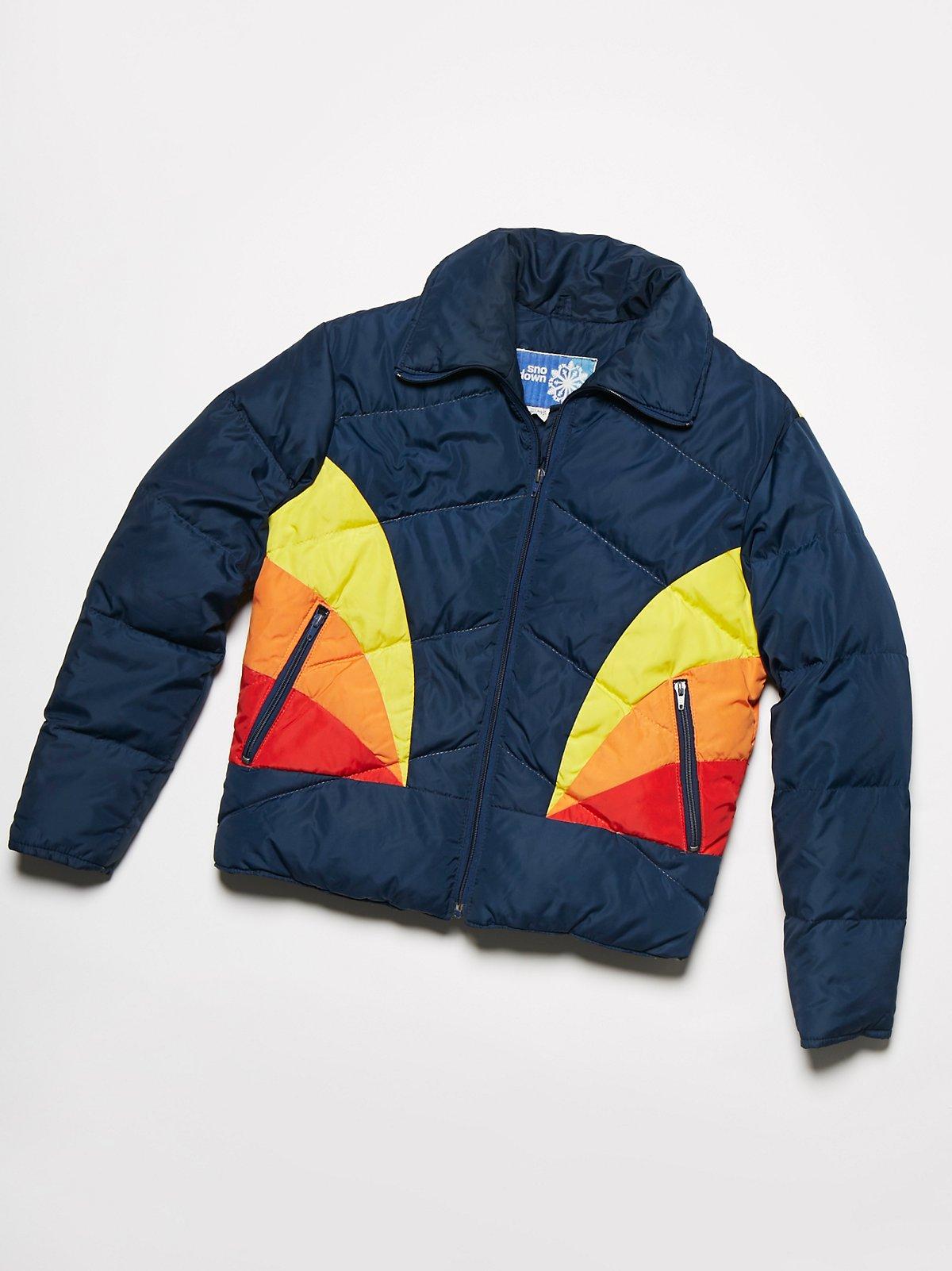Vintage 1970s Ski Jacket