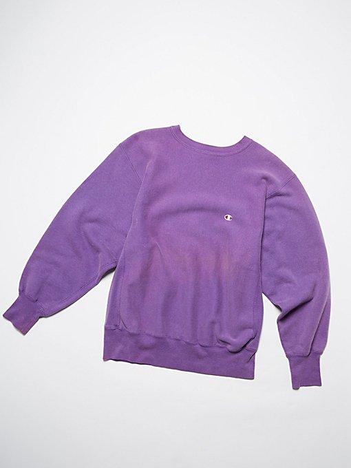 Product Image: Vintage 1980s Champions Sweatshirt